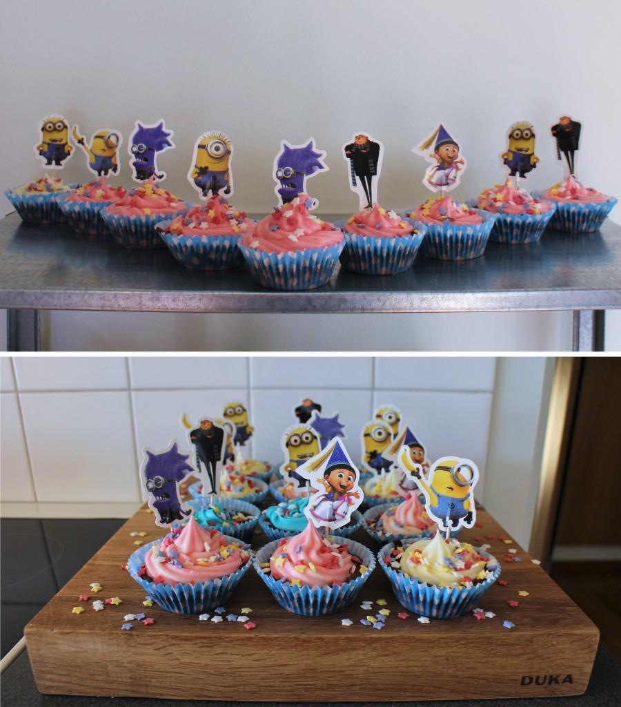 cupcakesminioner